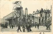 """59 Nord CPA FRANCE 59 """"Lille, le théâtre après l'incendie"""""""