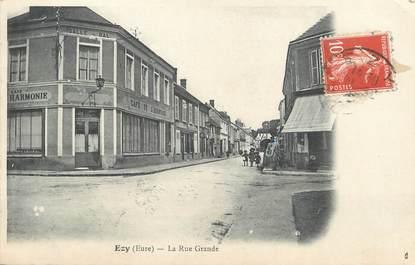 """/ CPA FRANCE 27 """"Ezy, la rue Grande"""""""
