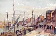 """76 Seine Maritime CPA FRANCE 76 """"Le Tréport"""""""