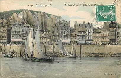 """CPA FRANCE 76 """"Le Tréport"""""""