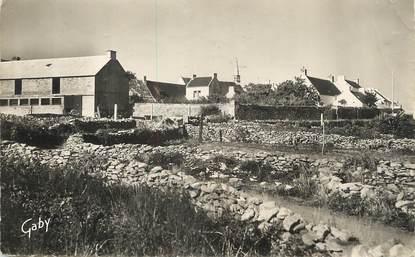 """/ CPSM FRANCE 56 """"Saint Julien de Quiberon, vue sur le village"""""""