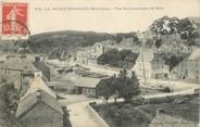 """56 Morbihan / CPA FRANCE 56 """"La Roche Bernard, vue panoramique sur le port"""""""