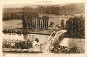 """31 Haute Garonne CPA FRANCE 31 """"Salies du Salat, la vallée du salat et le nouveau pont"""""""