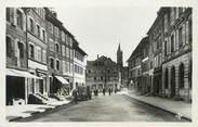"68 Haut Rhin / CPSM FRANCE 68 ""Altkirch, grande rue"""