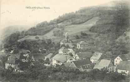 "/ CPA FRANCE 68 ""Fréland"""