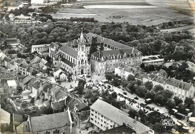 """/ CPSM FRANCE 36 """"Issoudun, pélérinage à Notre Dame du Sacré Coeur"""""""