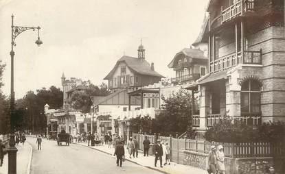 """CPSM FRANCE 62 """"le Touquet Paris Plage, le village suisse"""""""