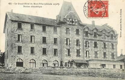 """CPA FRANCE 42 """"Le Grand Hôtel du Mont Pillat"""""""