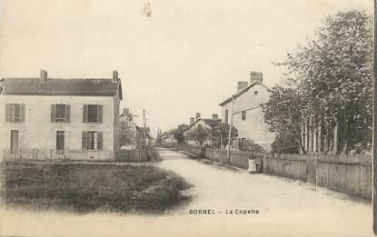 """/ CPA FRANCE 60 """"Bornel, la copette"""""""