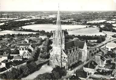 "CPSM FRANCE 44 ""Saint Philbert de Grand Lieu, l'Eglise"""