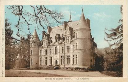 """/ CPA FRANCE 27 """"Boissey le Chatel, le château"""""""
