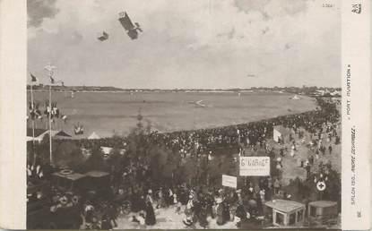 "CPA FRANCE 78 ""Port Aviation, salon 1910, tableau A. Devambez"""