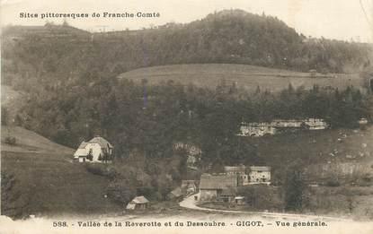 """CPA FRANCE 25 """"Vallée de la Réverotte et du Dessoubre, Gigot"""""""