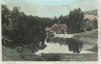 """CPA FRANCE 39 """"Moulin du Saut près Nozeroy"""""""