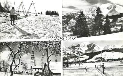 """CPSM FRANCE 74 """"Combloux"""""""