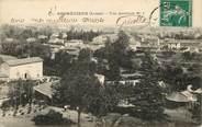 """42 Loire CPA FRANCE 42  """"Andrézieux, vue générale"""""""