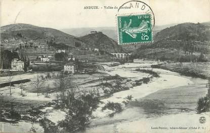 "CPA FRANCE 30 ""Anduze, vallée du gardon"""