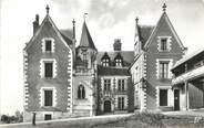 """37 Indre Et Loire / CPSM FRANCE 37 """"Amboise, le manoir du clos Lucé"""""""