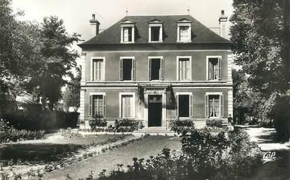 """CPSM FRANCE 14 """"Bernières sur Mer, maison familiale des Djinns"""""""