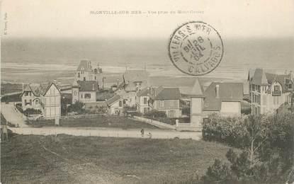 """CPA FRANCE 14 """"Blonville sur Mer, vue prise du Mont canisy"""""""