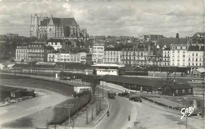 "/ CPSM FRANCE 44 ""Nantes, vue panoramique"""
