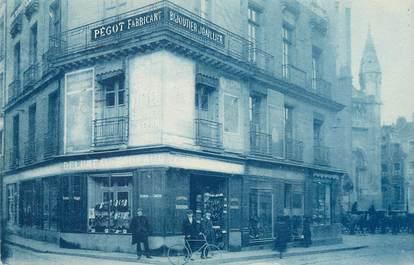 "/ CPA FRANCE 44 ""Nantes, Gve Pégot, Bijoutier Joaillier Fabricant"""