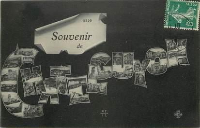 """CPA FRANCE 63 """"Souvenir de Chatelguyon"""""""