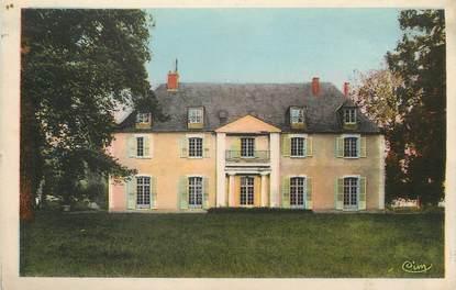 """/ CPA FRANCE 27 """"La Bonneville, château de La Noé"""""""