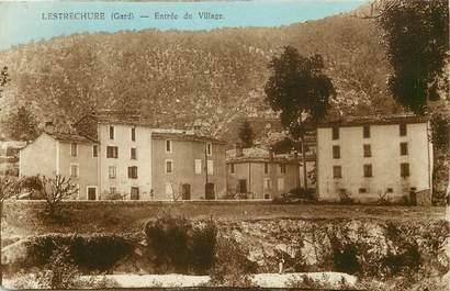 """CPA FRANCE 30 """"Lestrechure, entrée du village"""""""