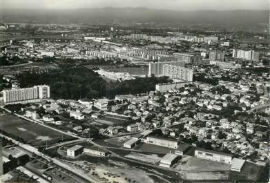 """CPSM FRANCE  69  """"Bron, vue aérienne sur le quartier"""""""