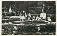 """64 PyrÉnÉe Atlantique / CPSM FRANCE 64 """"Salies de Béarn, la fontaine du jardin public"""""""