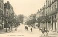 "/ CPA FRANCE 64 ""Bayonne, l'avenue Thiers"" / CHEVAL"