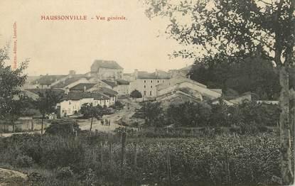 """/ CPA FRANCE 54 """"Haussonville, vue générale"""""""