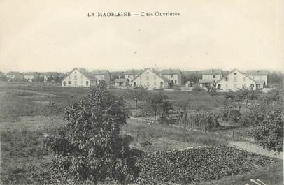 """/ CPA FRANCE 54 """"La Madeleine, cités ouvrières"""""""