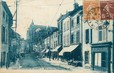 "/ CPA FRANCE 54 ""Saint Nicolas de Port, rue Anatole France"""