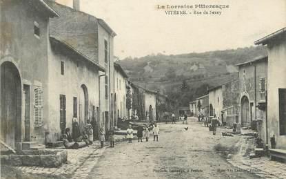 "/ CPA FRANCE 54 ""Viterne, rue de Sexey"""