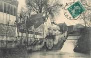 "80 Somme / CPA FRANCE 80 ""Albert, la cascade"""