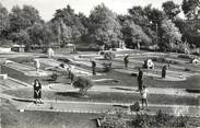 """80 Somme / CPSM FRANCE 80 """"Fort Mahon, le golf miniature"""""""