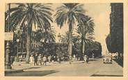 "Tunisie CPA TUNISIE ""Tunis, la place de la Résidence"""