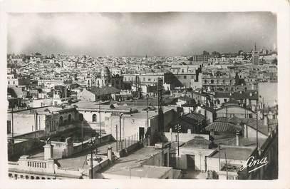 """CPSM TUNISIE """"Tunis, une vue partielle"""""""