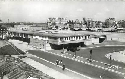 """/ CPSM FRANCE 35 """"Rennes, la gare routière """""""