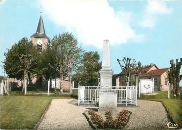 """/ CPSM FRANCE 89 """"Villebougis, le monument aux morts"""""""