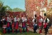 "Europe  CPSM UKRAINE ""Costumes nationaux, groupe folklorique"""