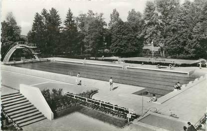 "/ CPSM FRANCE 88 ""Vittel, la piscine olympique"""