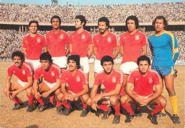 CPSM  SPORT / FOOTBALL Coupe du Monde 1978 / TUNISIE