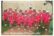 """28 Eure Et Loir / CPM FRANCE 28 """"Oysonville"""" / MAJORETTES"""