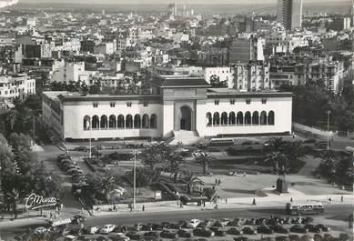 """CPSM  MAROC """"Casablanca, le palais de Justice"""""""