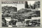 """04 Alpe De Haute Provence / CPSM FRANCE 04 """"Barcelonette, route des grandes Alpes"""""""