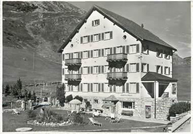 """CPSM  SUISSE    """"Hotel Locanda Grischuna, Bivio"""""""