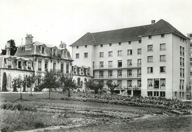 """/ CPSM FRANCE 25 """"Besançon, villa Sainte Marie"""""""